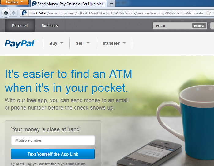 phishing-paypal-final-url
